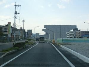東広島バイパス建設中2